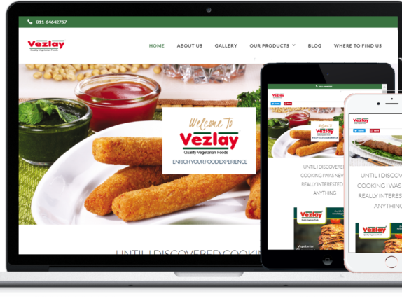 Vezlay Case Studies