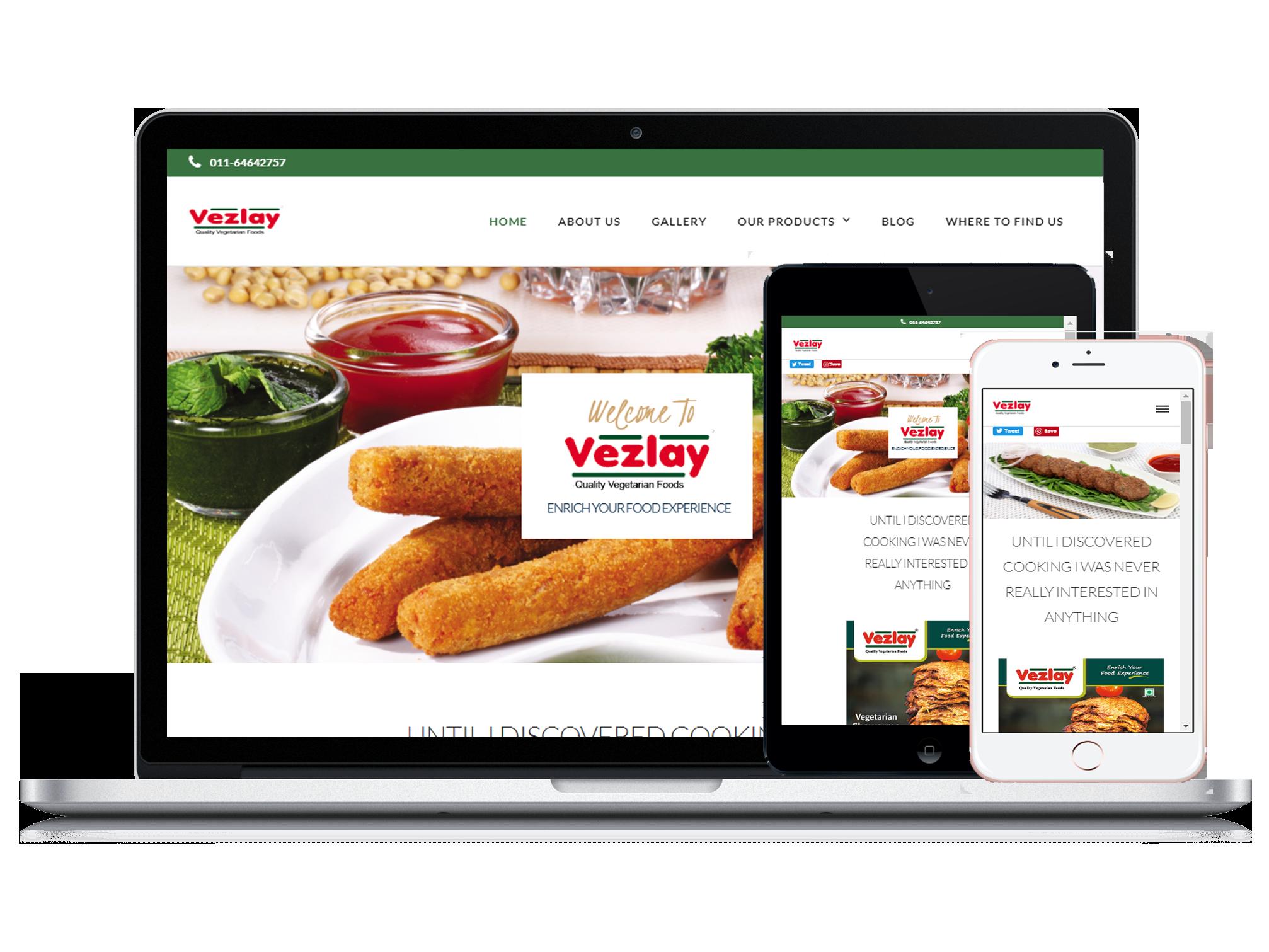 Vezlay Foods Pvt. Ltd.